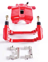Load image into Gallery viewer, PowerStop Calipers Red set F/R