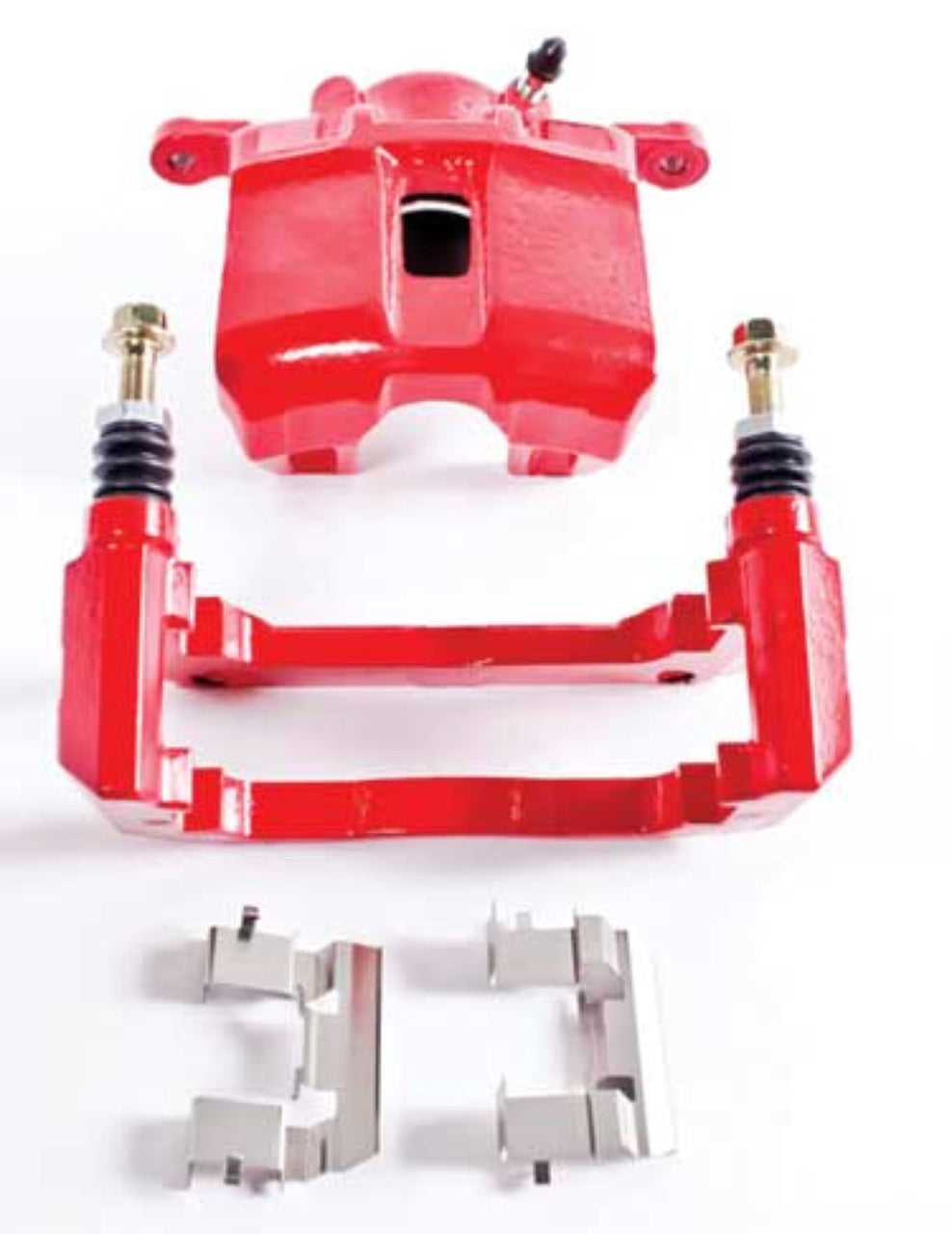 PowerStop Calipers Red set F/R