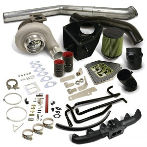 13-16 Cummins 6.7 BD-POWERRUMBLE B S366SX-E TURBO KIT