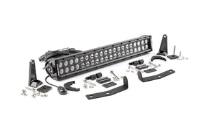 Nissan 20in LED Bumper Kit (16-18 Titan XD)