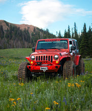 Load image into Gallery viewer, JK/JKU Epic Front Bumper w/ Hoop - Offset Drum Winch