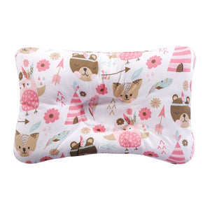 The Anti Flat Head Baby Pillow