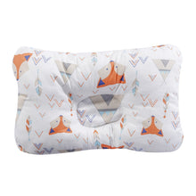 Load image into Gallery viewer, The Anti Flat Head Baby Pillow
