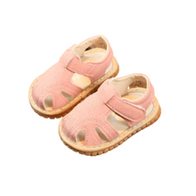 Load image into Gallery viewer, Sandie the Anti-Collision, Anti-Slip Baby Sandals