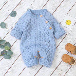 Knitted Romper