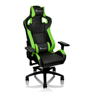 Thermaltake GT FIT Series professional gaming chair Green GC-GTF-BGMFDL-01