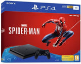 Sony PS4 1TB E Chassis+ Marvel's Spider-Man + Battlefield