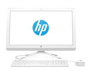 HP AIO 20-C040NE DESKTOP PC I3-6100U/4GB DDR4/1TB/19.5 LED/WIN10 Y0Z12EA#ABV WHITE