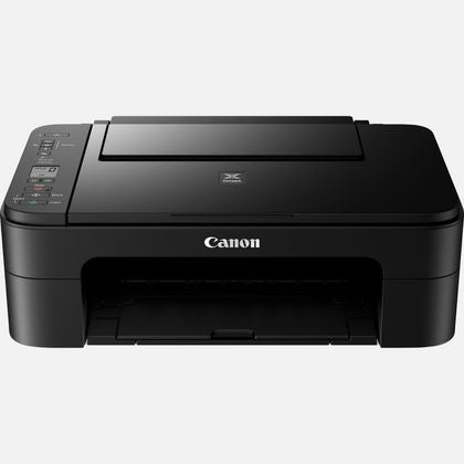 Canon PIXMA TS3340 MkII Inkjet Printer, Black