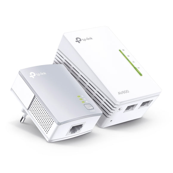 TPLINK POWERLINE EXTENDER KIT AV600 WPA4220KIT