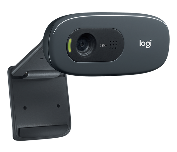 LOGITECH WEBCAM C270 HD