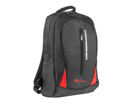 NBG-1133 GENESIS notebook backpack PALLAD 100 Black 15,6
