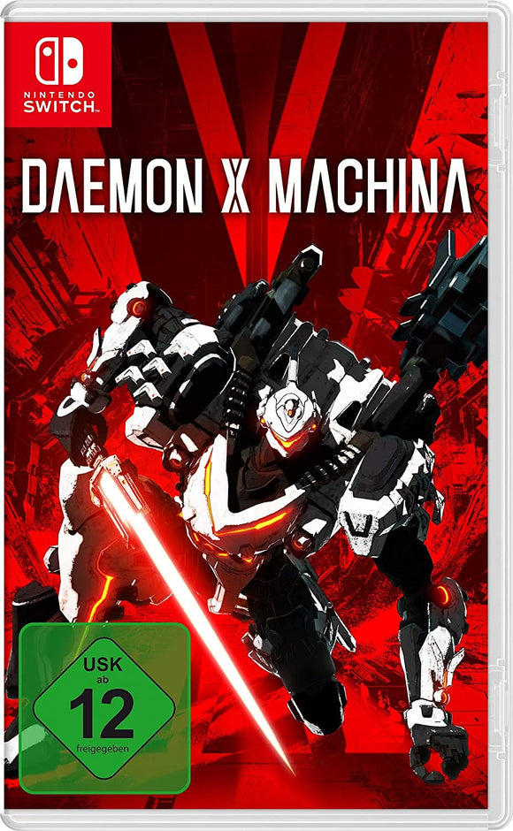 NINTENDO SWITCH GAME DEMON X MACHINA