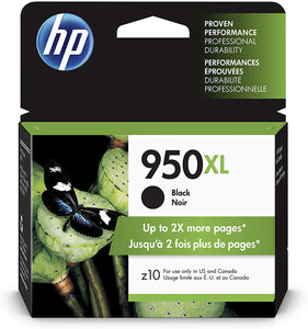HP INK 950 XL BLACK, 951 XL CYAN CN046AE, 951 XL YELLOW CN048AE, 951 XL MAGENTA CN047AE