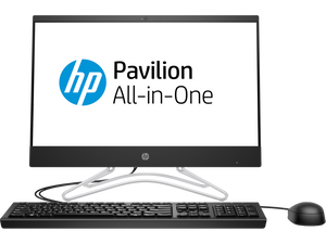 All-in-one HP 200 G3  i5-8250 4GB 1TB Black (3VA38EA)