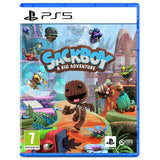 PS5 SACKBOY A BIG ADVENTURE