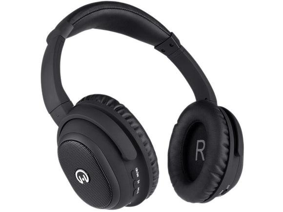 HYPERGEAR STEALTH HD HEADPHONE BLACK 13952