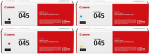 TONER FOR CANON MF635CX 045 MAGENTA+YELLOW+CYAN+BLACK