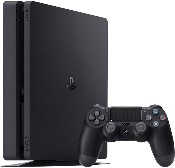 Sony CUH-2216B PS4 Slim 1TB Games Console with FIFA 2019 and Battlefield + Eastpack Bag