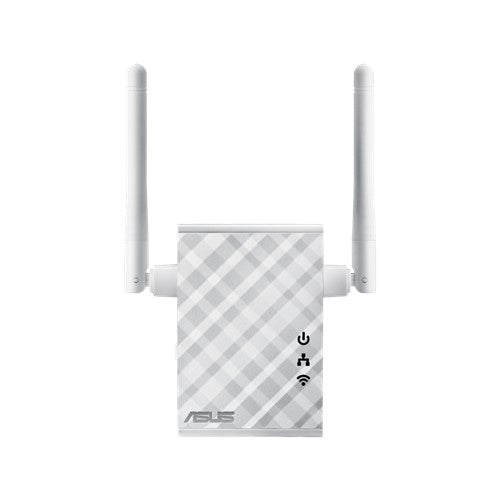 ASUS RP-N12 Wireless-N300 Range Extender/Repeater / Access Point / Media Bridge