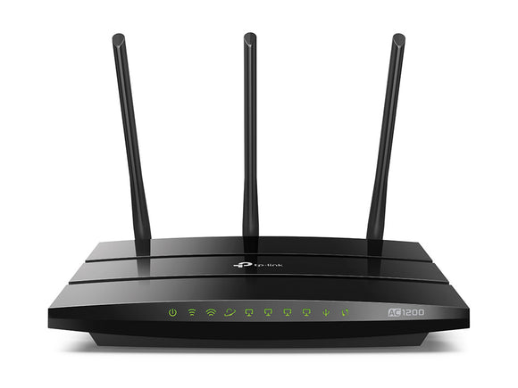 TPLINK AC1200 ARCHERC1200 WIRELESS DUAL-BAND GIGABIT ROUTER