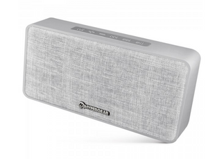 HYPERGEAR WIRELESS FABRIX SPEAKER GREY 14297