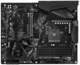 AMD X570 GAMING Motherboard with 10+2 Phases Digital VRM, Advanced Thermal Design with Enlarge Heatsink, Dual PCIe 4.0 M.2, M.2 Thermal Guard, GIGABYTE Gaming GbE LAN with Bandwidth Management, HDMI 2.0, RGB Fusion 2.0