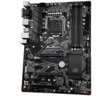 Intel® H470 Ultra Durable Motherboard with Dual NVMe PCIe Gen3 X4 M.2 Slots, 2-Way CrossFire™ Multi-Graphics, Intel® GbE with cFosSpeed, USB 3.2 Gen1 Type-C™, Q-Flash Plus , Smart Fan 5, RGB FUSION 2.0 ,M.2 E-key Slot for CNVi WIFI Module Upgradable