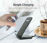 Unitek M002ABK Qi 1.2 Fast Wireless Charging Pad Charger ( Support iPhone )