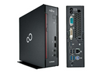 Tiny PC FUJITSU Desktop ESPRIMO Q556/2 Core i5-7400, 4GB DDR4