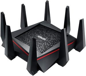 ASUS RT-AC5300 Tri-Band Wi-Fi Gigabit Router – For Gamers