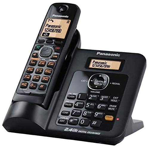 PANASONIC DIGITAL CORDLESS PHONE KX-TG3811BX