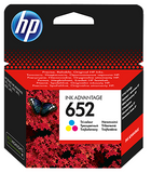 HP INK 652 BLACK F6V25AE, HP INK 652 COLOR F6V24AE