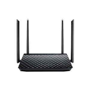 Asus RT-AC57U AC1200 Dual Band WiFi Router with four external antennas