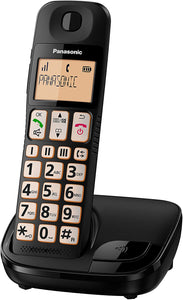 PANASONIC DIGITAL CORDLESS PHONE KX-TGE110JTB