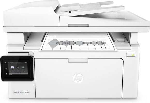 HP LaserJet Pro M130fw All-in-One Wireless Laser Printer (G3Q60A)