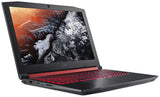 "Acer Nitro 5 (AN515-52-7330)15.6"" FHD i7-8750H,16GB DDR4,128GB SSD,1TB HDD,NVIDIA,Win10 Home,Black"