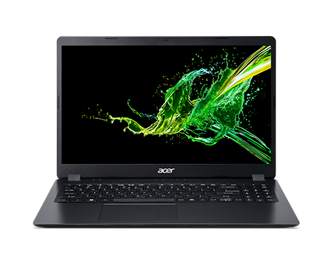 Acer Laptop Aspire 3 -i3-1005G1-4GB DDR4-1TB-15.6-DOS-SHALE BLACK A315-56-34W3