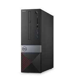 Desktop Dell Vostro 3670 MT i7 1TB 8GB Shared Intel® HD