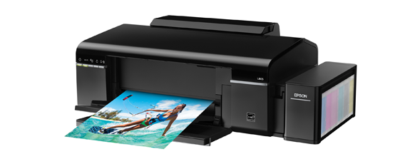 Epson L805 A4 Wi-Fi Photo Ink Tank Printer
