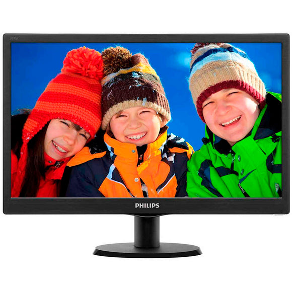 PHILIPS LCD LED 18.5 WIDE LCD 193V SCR-193V5LSB2/56
