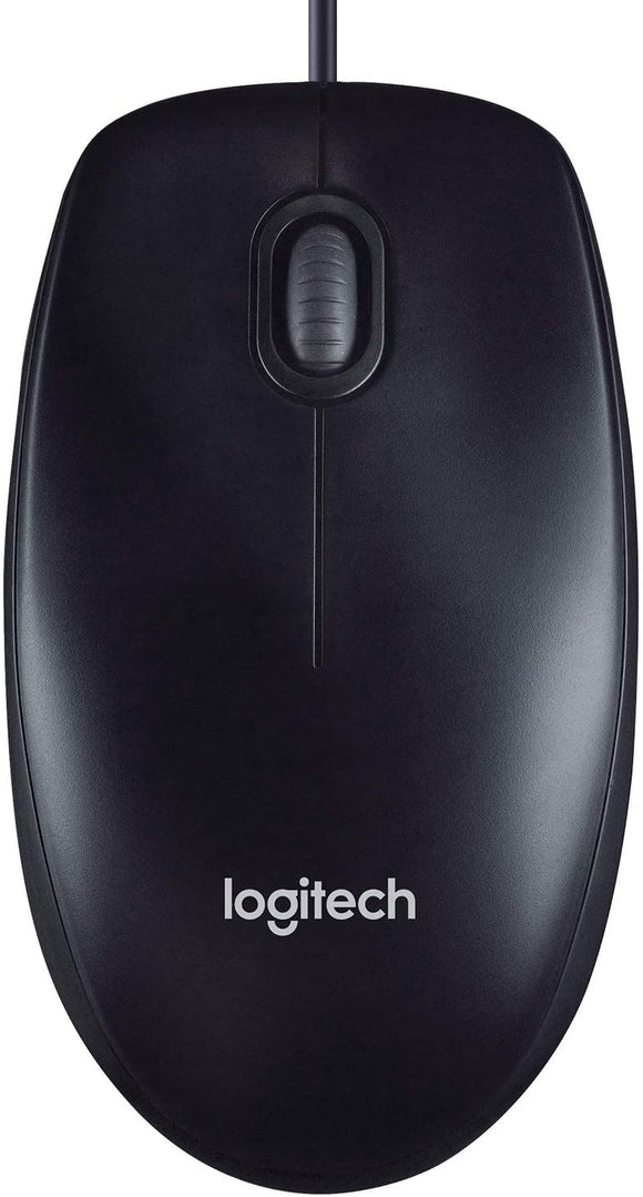 LOGITECH MOUSE GREY M90 910-001793