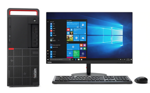DESKTOP LENOVO THINKCENTER M920T I7-8700 8GB 1TB Intel Integrated Graphics WIN 10 PRO 64 10SF0025EX