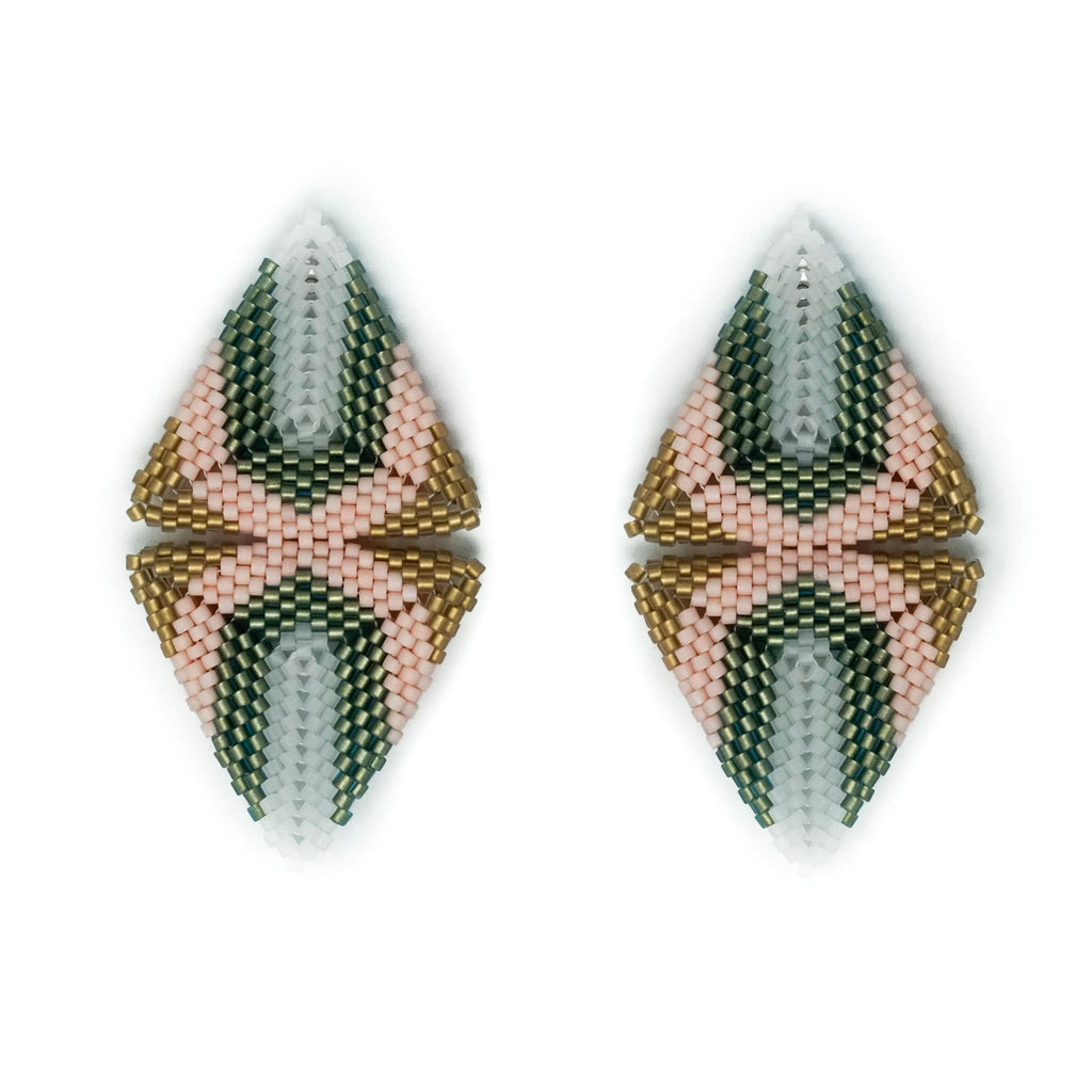 Ashley Beaded Earrings