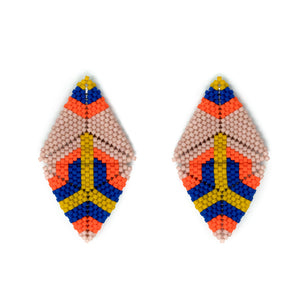Evie Beaded Earrings