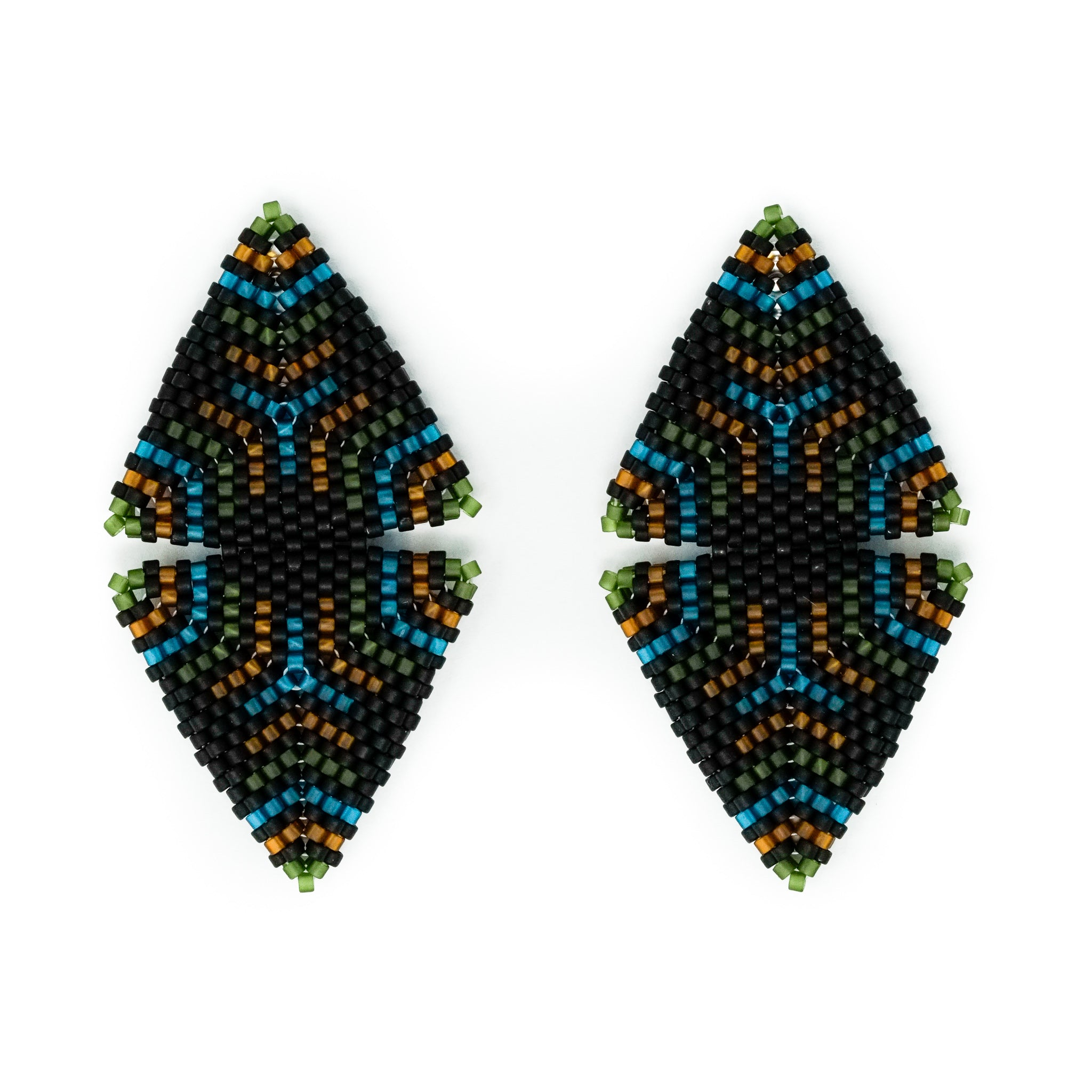 Oly Beaded Earrings