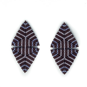 Merle Beaded Earrings