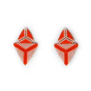 Citrus Beaded Earrings