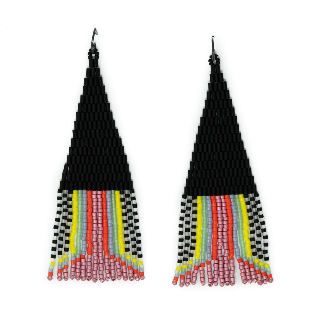 Cindy Beaded Earrings