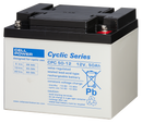 Cell Power 50 Amp 12 Volt Cyclic Battery